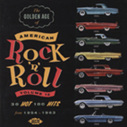 Vol.12, The Golden Age Of US Rock & Roll