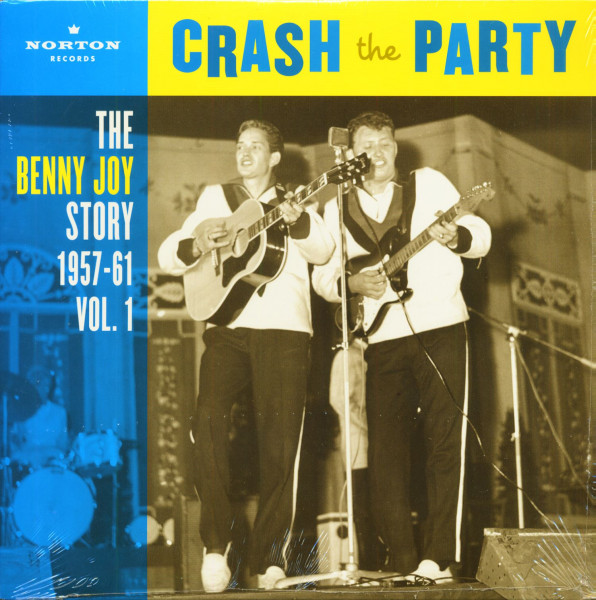 Crash The Party - The Benny Joy Story Vol.1 (LP)
