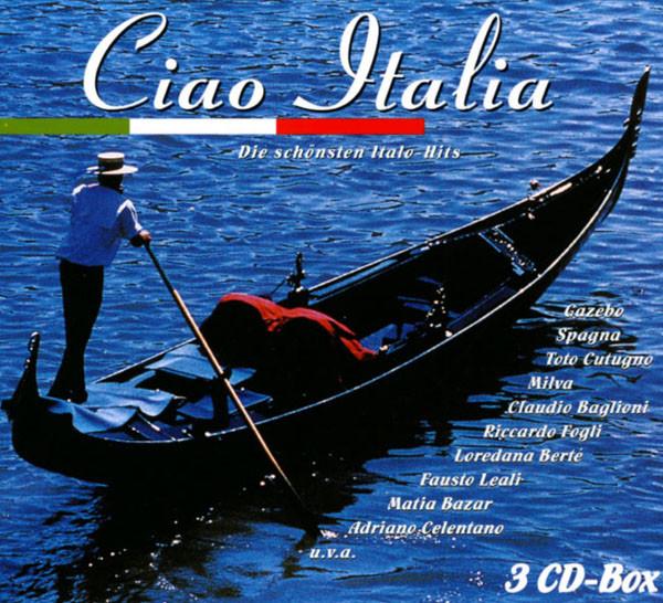 Ciao Italia (3-CD)