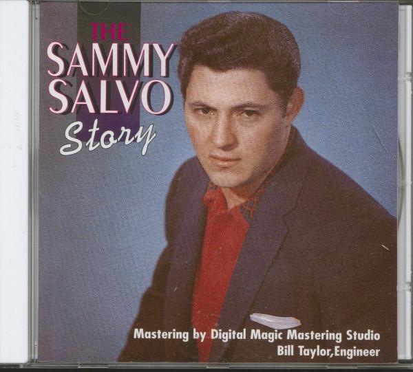 The Sammy Salvo Story (CD)