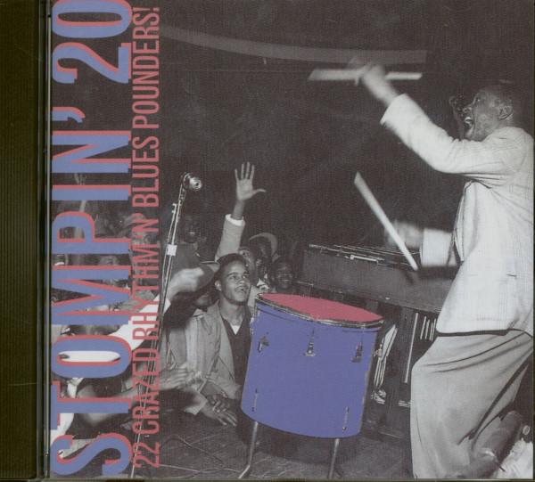 Stompin' Vol.20 (CD)