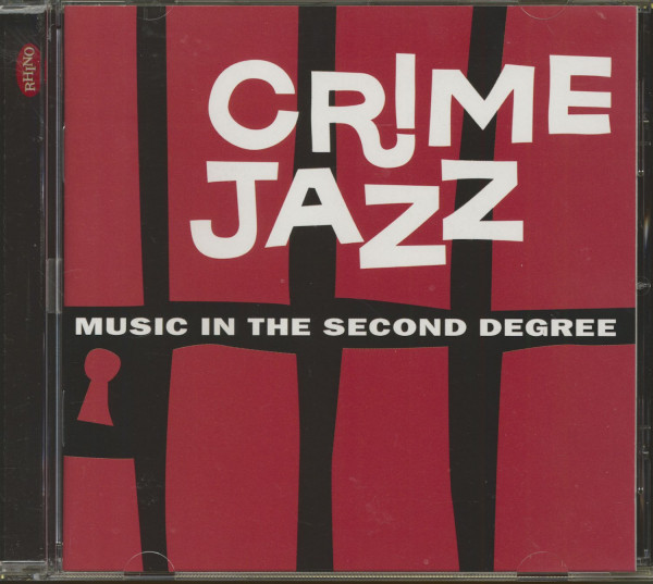 Crime Jazz - Music In The Second Degree (CD)