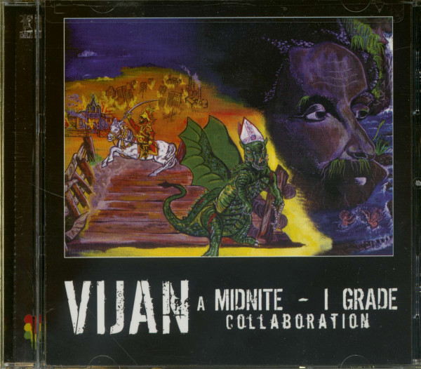 Vijan A Midnite - I Grade Collaboration (CD)