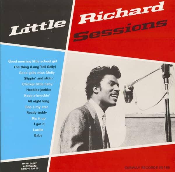 Sessions - Unreleased Alternate Studio Takes (LP)