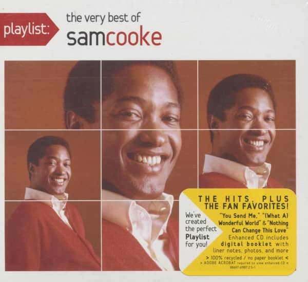 Playlist: Very Best Of Sam Cooke (CD)