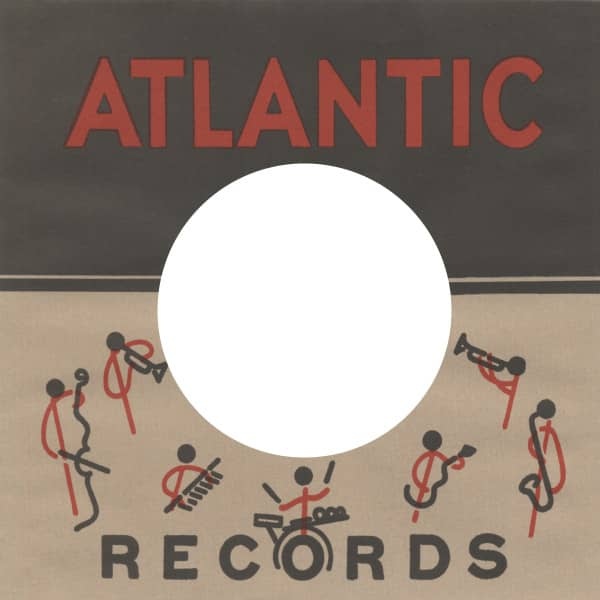 (50) Atlantic, USA - 45rpm record sleeve - 7inch Single Cover