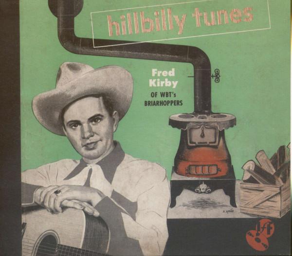 Hillbilly Tunes (CD)