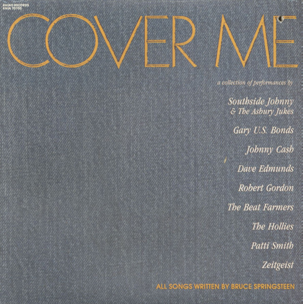 Cover Me - Tribute To Bruce Springsteen (LP)