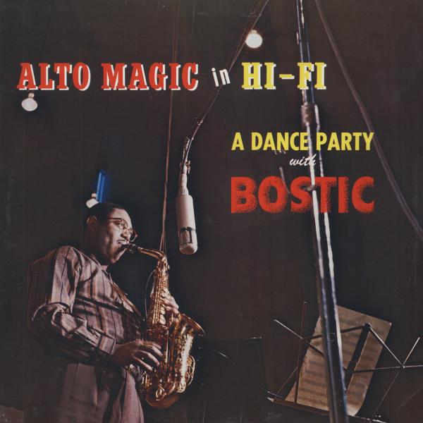 Alto Magic In HiFi (1958 - Reissue) Vinyl LP