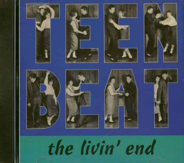 Teen Beat - The Livin' End (CD)