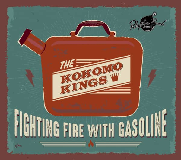 Fighting Fire With Gasoline (LP)