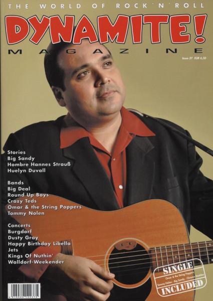 Nr.37 - Magazin & limited Single