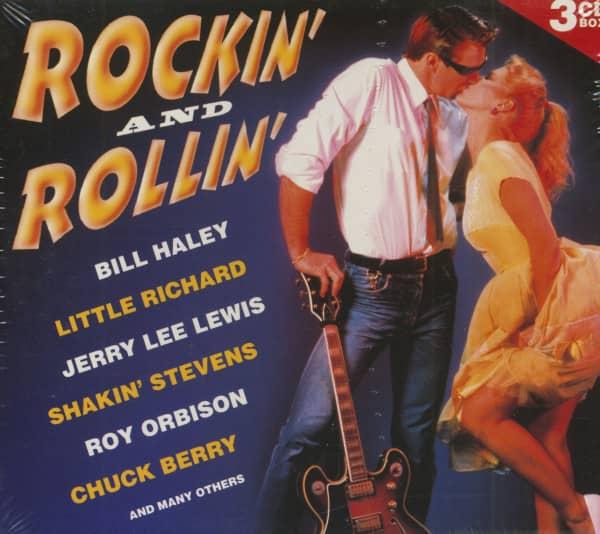 Keep On Rockin' & Rollin' Vol.1-3 (3-CD)