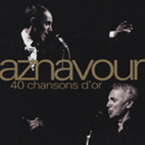 40 Chansons D'or (2-CD)