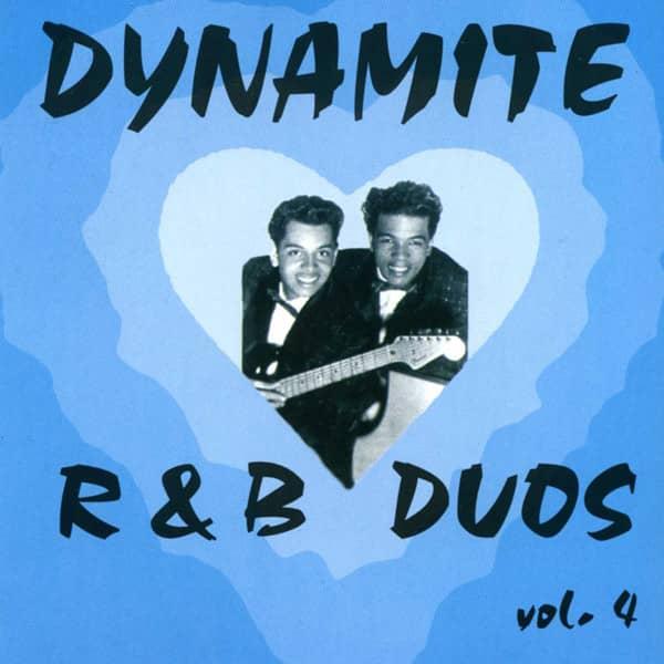Dynamite R&B Duos Vol.4 (CD)