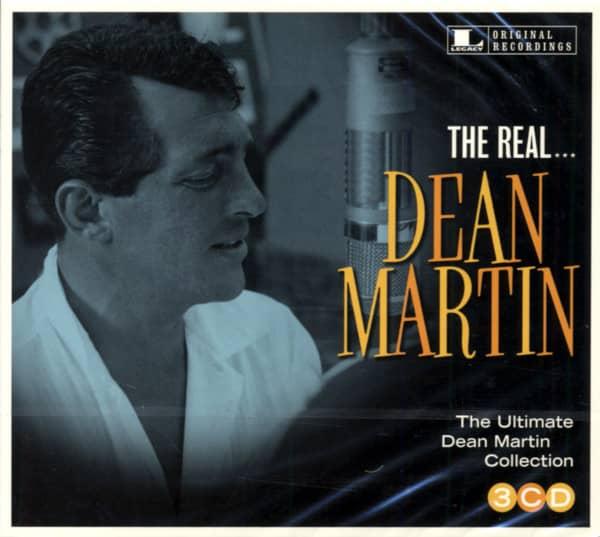 Real Dean Martin (3-CD)