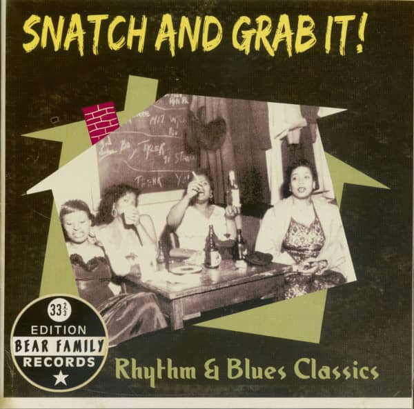 Snatch And Grab It 33 2 - 3 Edition - Limited