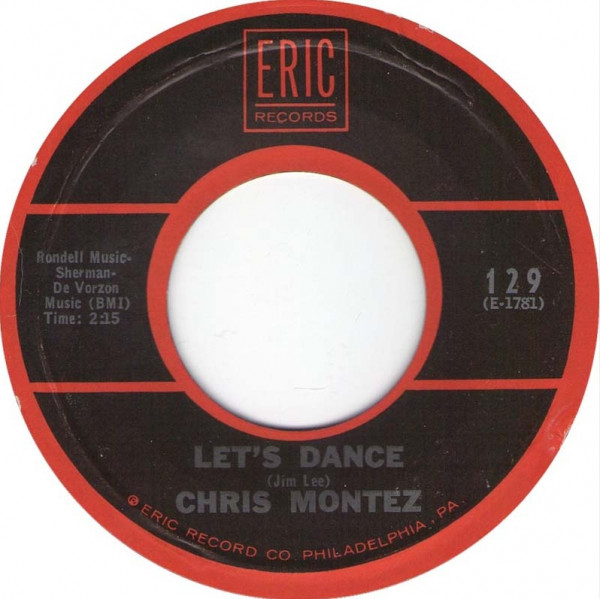 Let's Dance - Some Kinda Fun 7inch, 45rpm