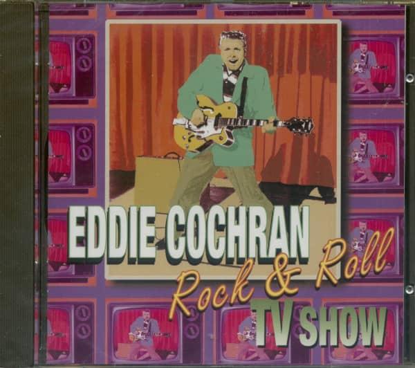 Rock & Roll TV Show (CD)