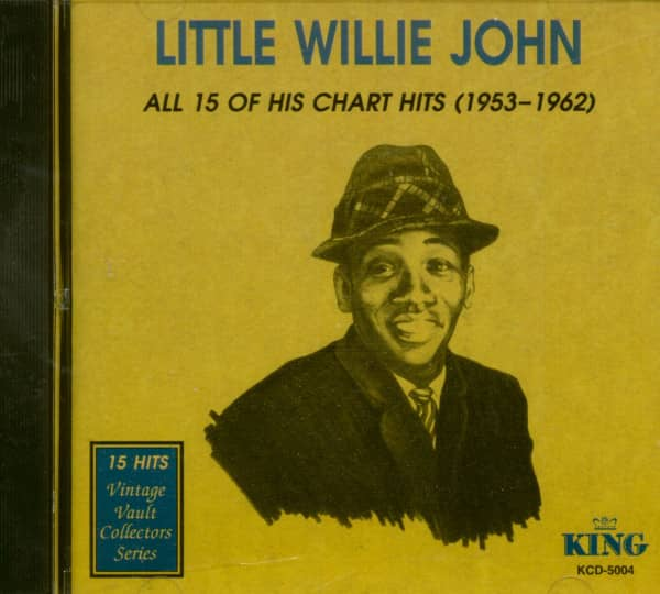 All 15 Of His Chart Hits 1953-62 (CD)
