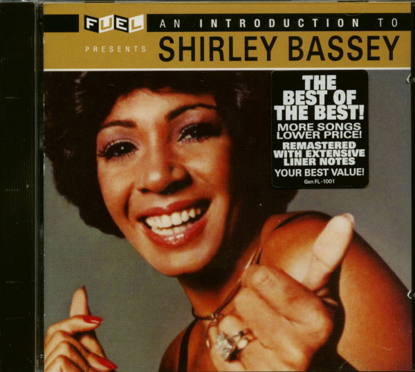 An Introduction To Shirley Bassey (CD)