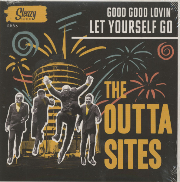 Let Yourself Go - Good Good Lovin' (7inch, 45rpm, PS)
