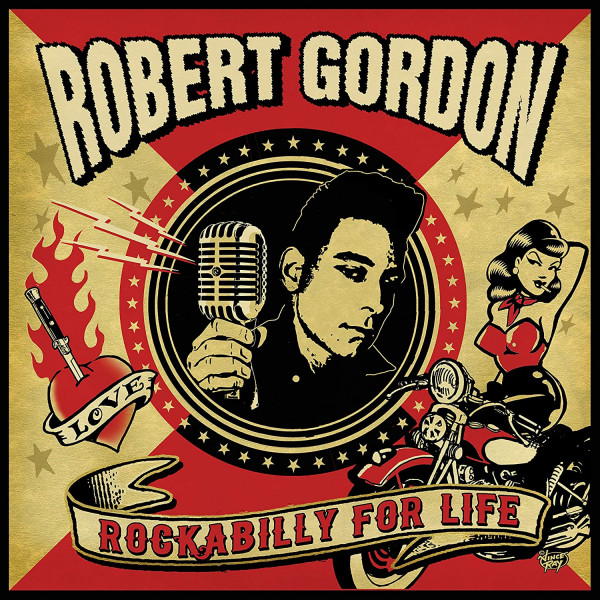 Rockabilly For Life (LP, Colored Vinyl, Ltd.)