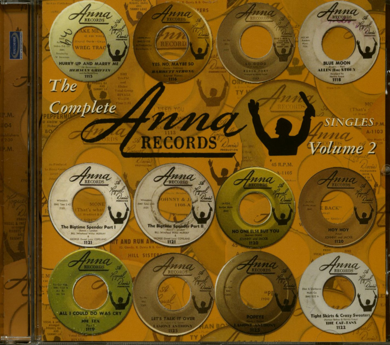 Various - The Complete Anna Records Vol.2 (CD)