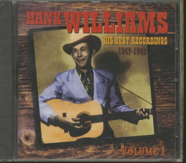 His Best Recordings - 1947-49, Vol.1 (CD)