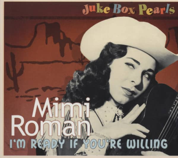I'm Ready If You Are Willing - Juke Box Pearls (CD)