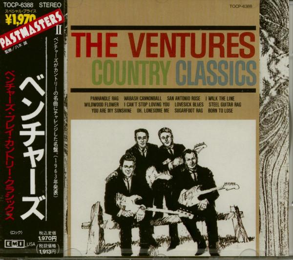 Country Classics (CD Japan)