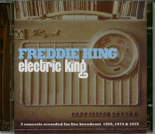 Electric King (2-CD)