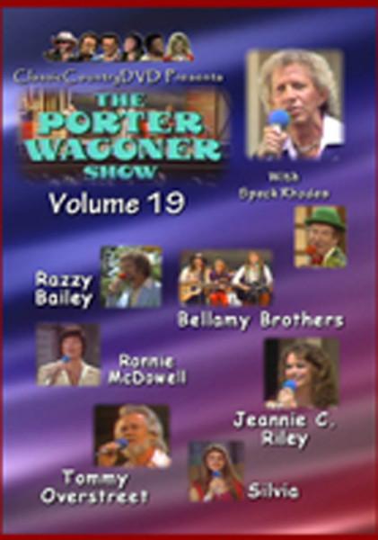 Vol.19, Porter Wagoner Show - Jeannie C.Riley a.o.