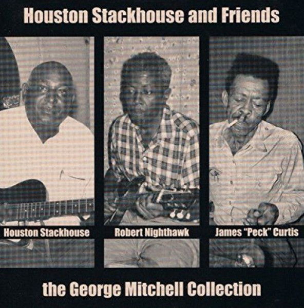 The George Mitchell Collection (LP)