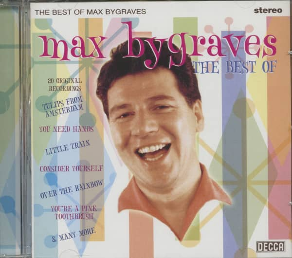The Best Of Max Bygraves (CD)