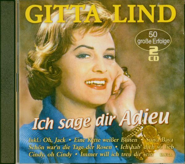Ich sage dir Adieu - 50 große Erfolge (2-CD)