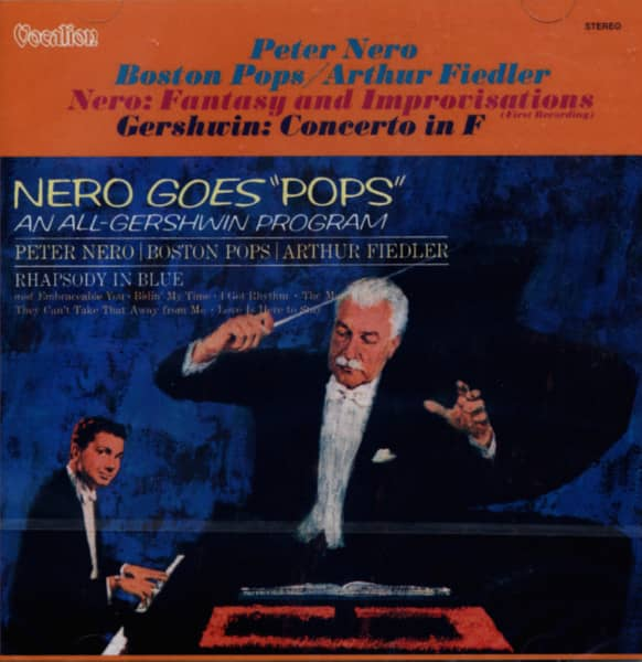 Fantasy And Improvisations & Nero Goes 'Pops' (2-CD)