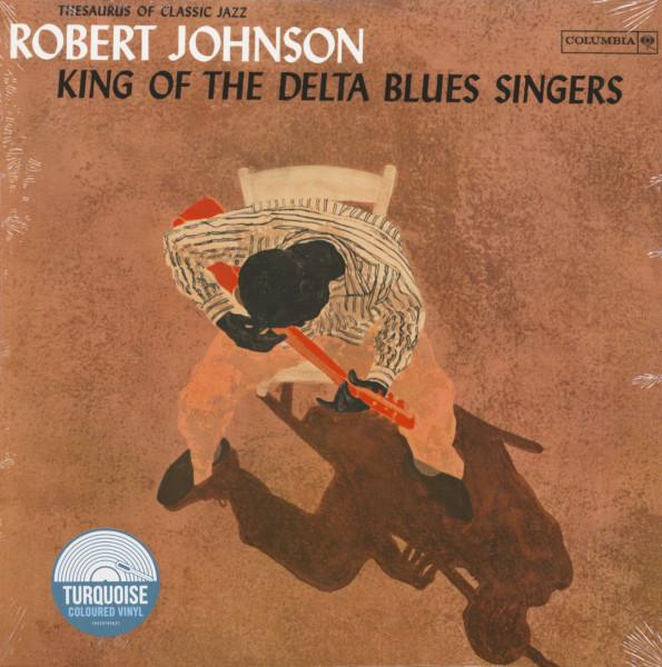King Of The Delta Blues Singers (LP, Colored Vinyl, Ltd.)
