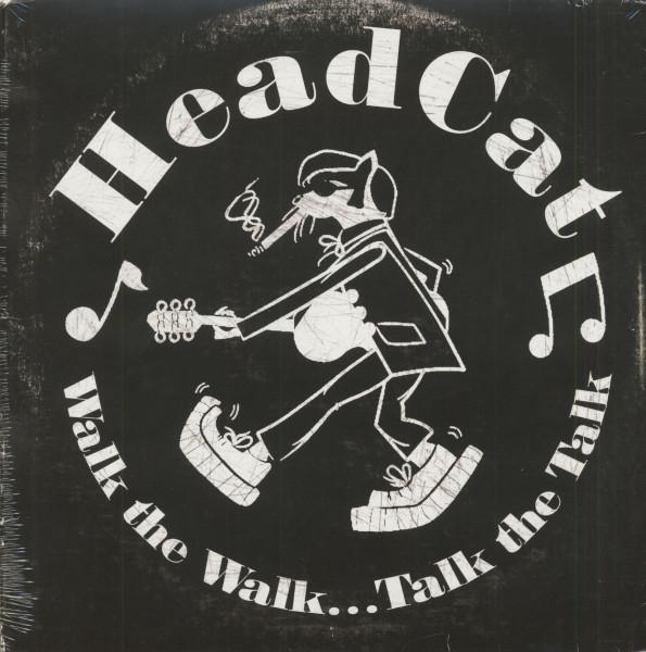 Walk The Walk - Talk The Talk (LP)