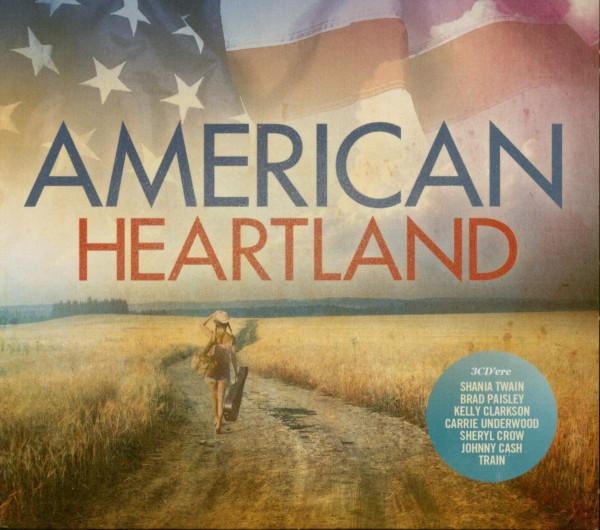 American Heartland (3-CD)