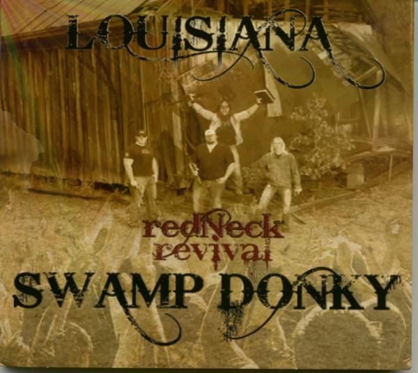 Redneck Revival (CD)