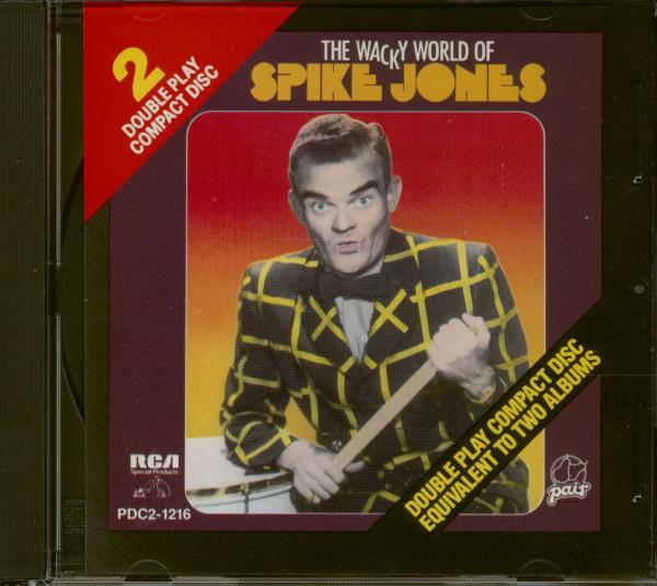 The Wacky World Of Spike Jones (CD)