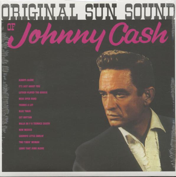 Original Sun Sound Of Johnny Cash (LP, 140g Vinyl)