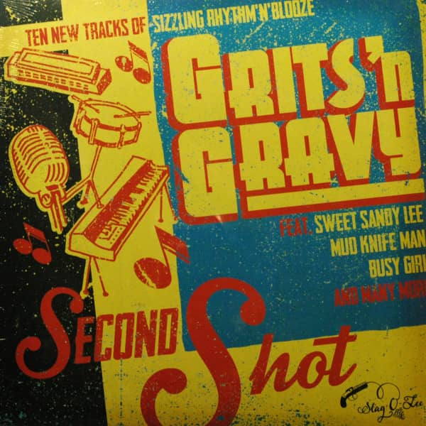 Second Shot - Vinyl LP (Ltd.)