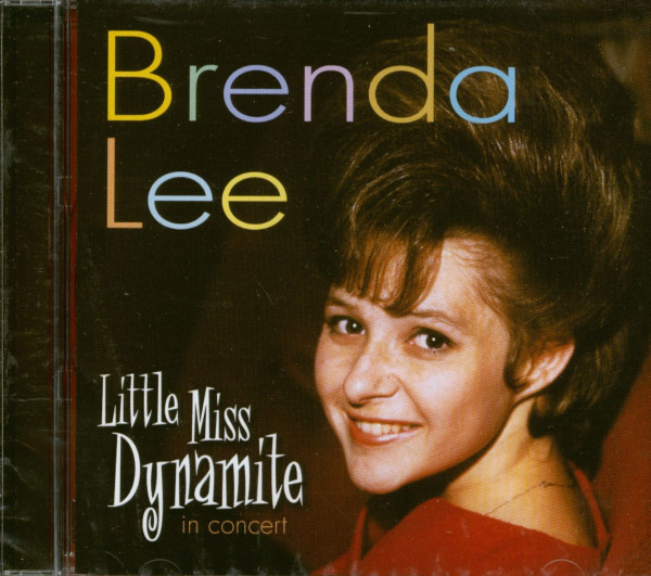 Little Miss Dynamite In Concert (CD)