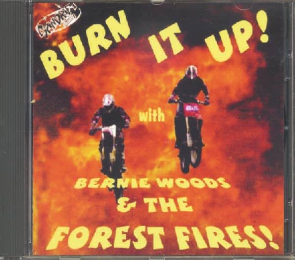 Burn It Up (CD)