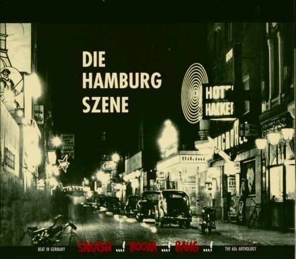 Die Hamburg Szene (CD)