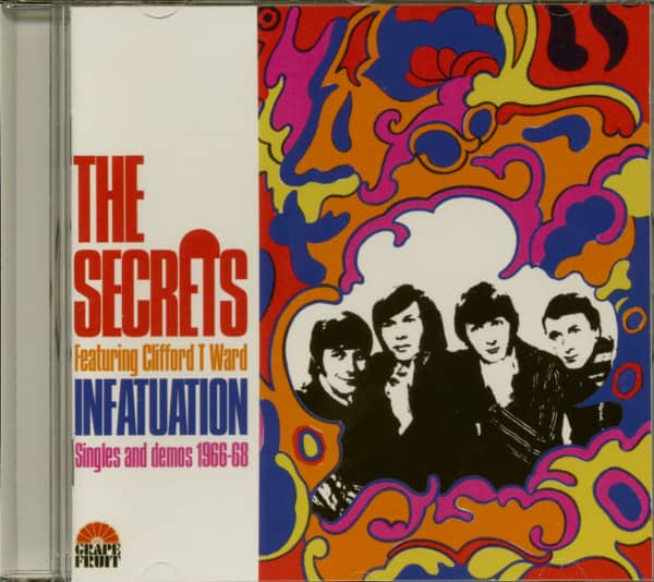 Infatuation (CD)