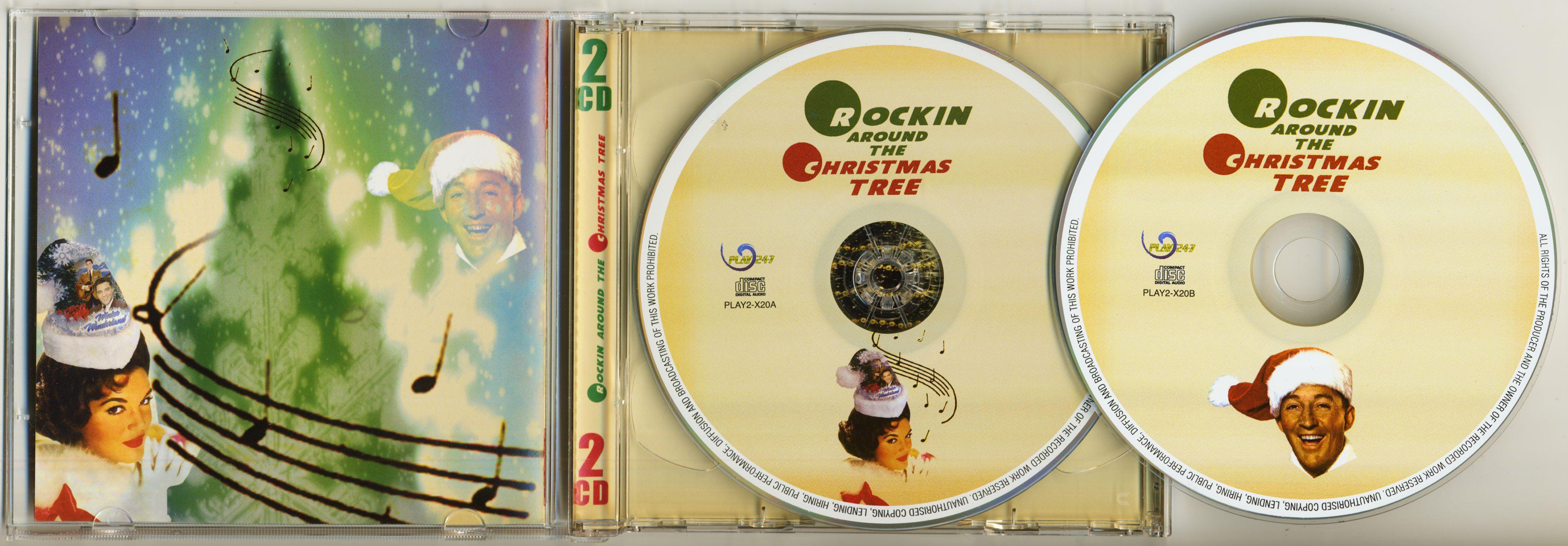 Various CD: Rockin' Around The Christmas Tree (2-CD