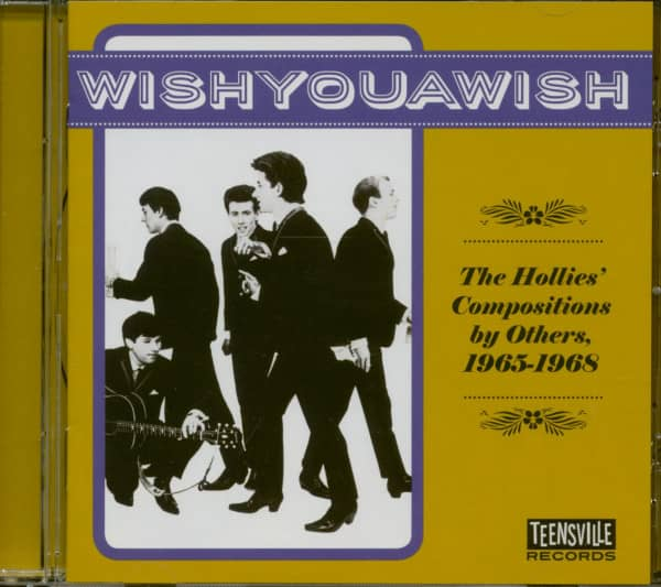 Wischyouawisch - The Hollies' Compositions By Others (CD)